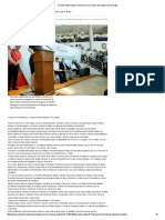 21-03-16  Cumple Gobernadora Pavlovich con Centro de Justicia de la Mujer. -El Reportero