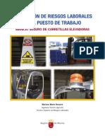 Texto Completo 1 Prevención de Riesgos Laborales en El Puesto de Trabajo. Manejo Seguro de Carretillas Elevadoras (1)