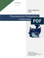 Pensamiento pedagógico latinoamericano