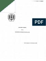 Reglamento General UAG