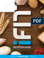 Ifit Nutrition Guide