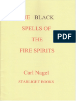 Carl Nagel - The Black Spells of the Fire Spirits