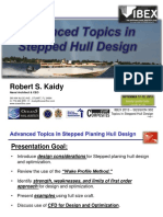 Advanced Topics in Stepped Hull Design - Robert Kaidy - IBEX Session104_1