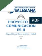 Proyecto Comunicaciones i Paladines Barrios