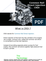 Common Rail Direct Injection