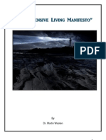 Defensive Living Manifesto