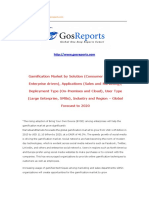 Gamification Market by Solution