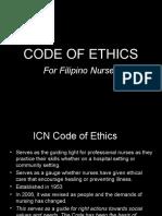 Code of Ethics for Nurses