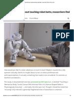 touchingrobotbutt