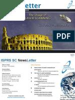 ISPRS Student Consortium Newsletter No1 Vol4