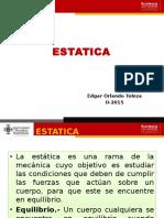 INTRODUCCION Estatica .pptx