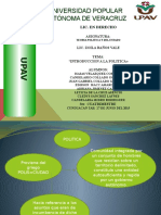 Diapositiva de La Maestra Zoila Teoria Politica Del Estado