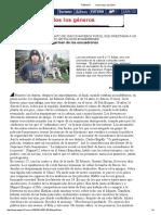 ALARCÓN - Notas en Página 12 - 2001