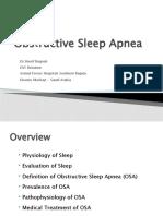 ObstructiveSleepApnea_Dr.Bugnnah