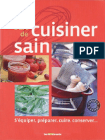 Aubert Claude - L Art de Cuisiner Sain