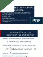 Coeficientes de Fourier_ Propiedad Mínima