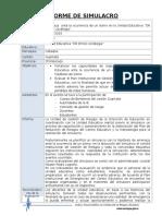 INFORME DEL SIMULACRO (2).doc