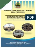 Panduan Apresiasi PTK PAUDNI Provinsi Jawa Tengah 2016