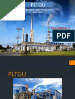 PEMBANGKIT LISTRIK TENAGA GAS DAN UAP (PLTGU)