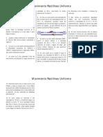 MRU Ejercicios Propuestos PDF