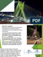 Pontes Estaiadas e obras de artes especiais