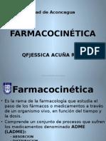 Clase 2 Farmacocinetica