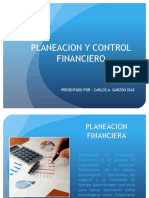 Gestion Gerencial - Planeacion Financiera