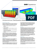 DAMS CFD Modelling