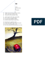 59019912 English Test Prac Poison Tree Answers