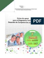 FICHAS DIAGNÓSTICO DE 2°