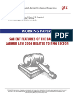 Working Paper - Labour Law 2006-1