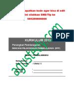 [5] RPP SD KELAS 1 SEMESTER 2 - Pengalamanku.doc