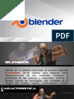 PROGRAMA BLENDER 3D