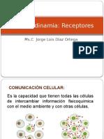 SESION 4 Farmacodinamia Receptores