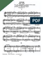 Bartok - For Children 1-43