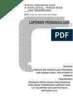 COVER LAPORAN PENDAHULUAN.doc