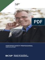 CSP Brochure