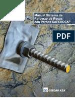 Gerdau AZA - Manual Saferock 2008