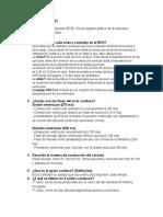 1Banco de Preguntas Fisiología II