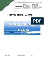 Purelab Prima ELGA