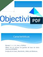 ObjectivityDB y OrientDB