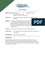 Croix Bay Proposal