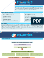 Stratistics Market Research Consulting | Market and Business - Research, Analysis, Reports, Intelligence and Forecasting