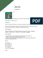 Kalkulus IA Dan IIA