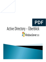 RBG Seminar ActiveDirectory
