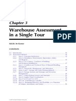 Warehouse Assessment nxbhx