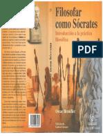 Oscar Brenifier-Filosofar Como Socrates