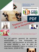 Trastorno Histriónico de Personalidad (1)