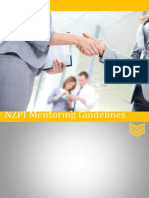 Mentoring Guideline Document