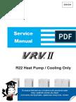 Daikin VRV II R-22